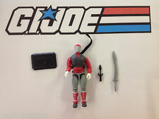 "G.I. Joe 2002 GI Joe Slice 3 3/4"" action figure Complete"