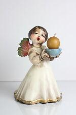 Ältere Bozner Engel 21,0 cm Italy Keramik Kerzenhalter