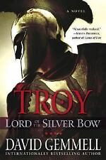 Lord of the Silver Bow by David Gemmell trade paperback