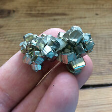 Pyrite Crystal 4cm natural shape and unpolished