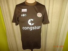 "FC St.Pauli Original DoYou Football Trikot 2008/09 ""Congstar"" Gr.S- M TOP"