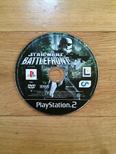 Star Wars: Battlefront for PS2 *Disc Only*