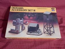 "1/35 Testors Italeri Diorama Accessory Set III # 886 ""1981"" Sealed Box"