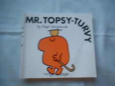 Roger Hargreaves - 9 - Mr Topsy-Turvy