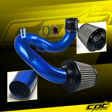 12-15 Chevy Sonic 1.8L 4cyl Blue Cold Air Intake + Stainless Steel Air Filter