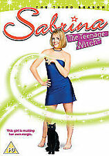 Sabrina the Teenage Witch Complete Season 3 DVD Series Brand New UK Original R2