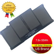 "55Wh A1405 Battery for Apple Macbook Air 13"" A1369 Mid 2011 & A1466 2012 A1496"