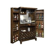Howard Miller Rogue Valley Wine & Home Bar Cabinet 695-122 w/ Free Shipping