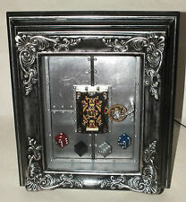 MECHANICAL PLAYING CARD DECK & FRAME by Dale Mathis with Amber Rix DICE & lights