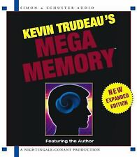 Mega Memory by Kevin Trudeau (2003, CD, Unabridged)