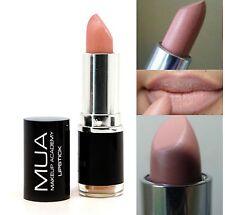 MUA MakeUp Academy Lipstick Shade 14 BARE nude naked Bestseller Stocking filler