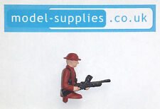 Dinky 622 Bren Gun reproduction plastic painted gunner