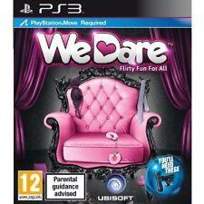 Playstation PS3 Spiel Flirtgewitter 40 sexy Minigames zum Flirten und Feiern Neu