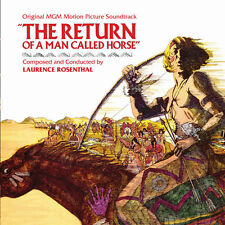 Return of a Man Called Horse Soundtrack CD Laurence Rosenthal 19CDR03