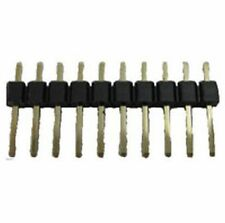 Single Row PCB Pin Header Connector 10 Way (Pack of 5)