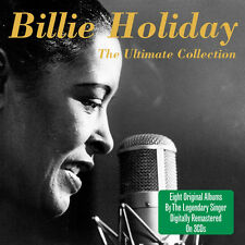 Billie Holiday ULTIMATE COLLECTION Best Of 61 Essential Songs NEW SEALED 3 CD