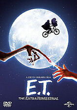 E.T. The Extra-Terrestrial DVD 1982