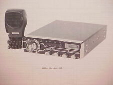1977 STANDARD COMMUNICATIONS CB RADIO SERVICE SHOP MANUAL MODEL HORIZON 29A