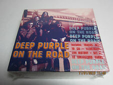 On the Road [Box] by Deep Purple (CD 2001, 4 Discs, Connoisseur) LIVE BOX SET