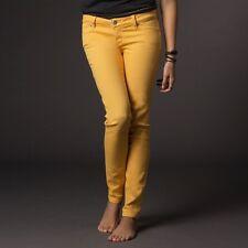 Fox Racing Women's Ripper Jeggings In Gold Size 11/31