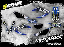 SCRUB Yamaha graphics decals kit WR 125R '09-'17 2009-2017 stickers
