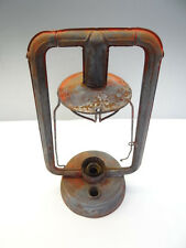 Antique Old Metal Dietz Hy-Lo New York USA Tubular Barn Lantern Body Frame Parts