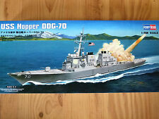 Hobbyboss 1:700 USS Hopper DDG-70 Missile Destroyer Ship Model Kit