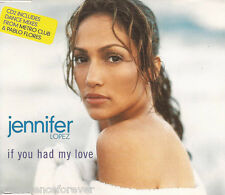 JENNIFER LOPEZ - If You Had My Love (UK 3 Tk CD Single Pt 2)