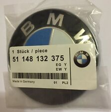 REPLACEMENT BMW 1 3 5 7 Z3 Z4 X3 X5 BONNET HOOD BOOT TRUNK EMBLEM BADGE 82mm