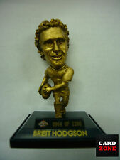*2008 Select NRL LIMITED EDITION GOLD FIGURINE NO.46 Brett Hodgson (Tigers)