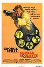 Russian Roulette Poster 01 A4 10x8 Photo Print