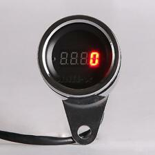 LED Motorcycle Digital Display Speedometer For Harley Fatboy Softail Seventy Two