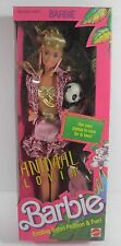 VINTAGE BARBIE ANIMAL LOVIN' DOLL #1350 BY MATTEL (1988) NRFB