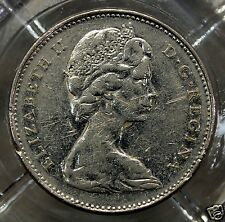 1972 VERY NICE CANADIAN  5 CENT COIN......#10262