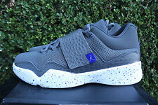 NIKE AIR JORDAN J23 SZ 11.5 DARK GREY CONCORD WHITE 854557 005