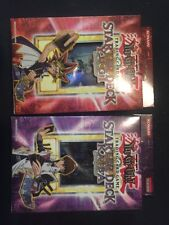 Sealed Yugioh Starter Deck Kaiba And Yugi Evolution  English Unlimited