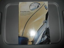 NOS BMW OEM R1200 C Brochure with Riders Wear and Accessories