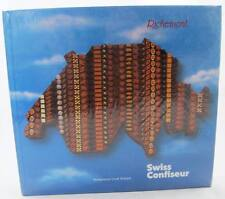 Swiss Confiseur Confectionery Richemont Craft School Pastry Cookbook SEALED!
