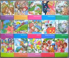 CHILDCRAFT CHILDREN'S ENCYCLOPEDIA ~ WORLD BOOK CLEAN COMPLETE 15 Vol + 4 ADDS