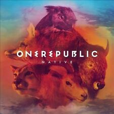 ONE REPUBLIC NATIVE DELUXE CD 5 BONUS TRACKS RARE EXCLUSIVE ACOUSTIC ONEREPUBLIC