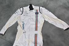 PS15-WMR 50 - F1 PIT CREW SUIT WILLIAMS MARTINI RACING - MERCEDES F1  F1-247