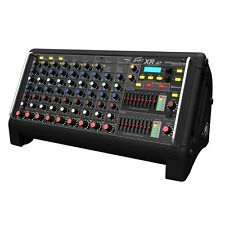 Peavey XR-AT 9-Ch Powered Mixer w/ Auto-Tune Effects Bluetooth Connectivity