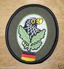 """BUNDESWEHR GERMAN ARMY """"Scharfschutze"""" OR SNIPER BADGE IN COLOUR CLOTH"""