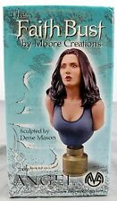 The Faith Bust by Moore Creations From Angel Buffy Limited Edition 310/3000 New!