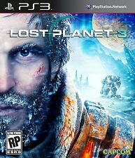 Lost planet 3 ps3 (No-cd Version-digital)