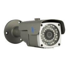 "LineMak IP Bullet camera, 1/3"" CMOS Sensor, 2.0Mp, 3.6mm Lens, IP66, IR-CUT, PoE"
