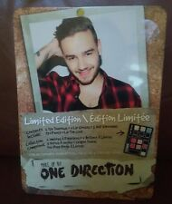 One Direction Makeup with Liam Paynes' Picture