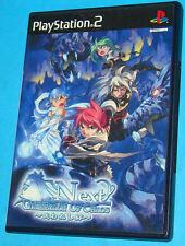 Generation of Chaos Next - Sony Playstation 2 PS2 Japan - JAP