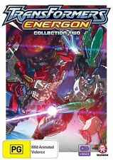 Transformers Energon Collection Two DVD NEW