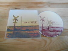 CD Indie Cuba Missouri - Three Tracks (3 Song) MCD MAKE MY DAY